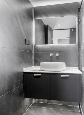 衛生間洗手臺裝修效果圖 衛生間臺盆柜設計圖片