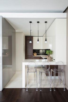 廚房吧臺裝修效果圖片 廚房吧臺設計圖