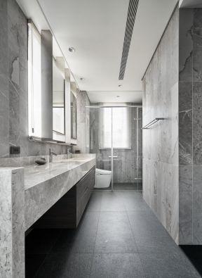 簡約衛生間設計圖 簡約衛生間裝修設計 簡約衛生間裝修