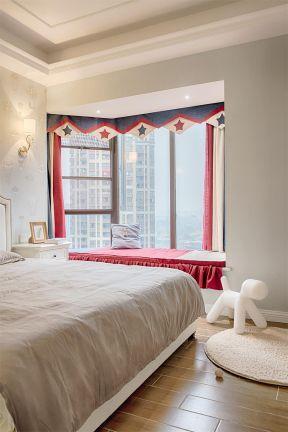 主臥室飄窗裝修效果圖片 主臥室飄窗裝修設計