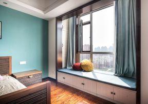 臥室飄窗裝修風格 臥室飄窗裝飾圖片