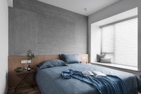 簡約臥室效果圖片大全 簡約臥室圖 臥室飄窗設計圖片大全