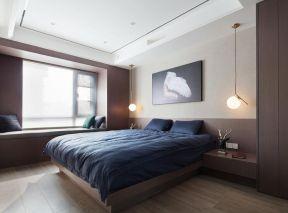 臥室飄窗裝修設計 現代臥室飄窗設計
