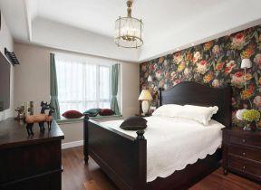 美式臥室裝修效果圖片 美式臥室裝修效果圖大全