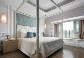美式臥室裝修設計 美式臥室圖片 美式臥室家具設計