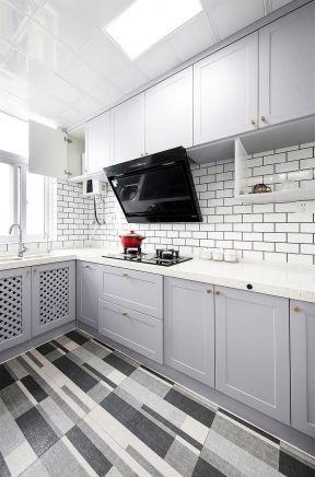 廚房櫥柜效果 廚房櫥柜圖片大全