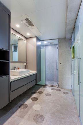 衛浴間裝飾設計圖片 衛浴間裝修 洗漱臺效果圖