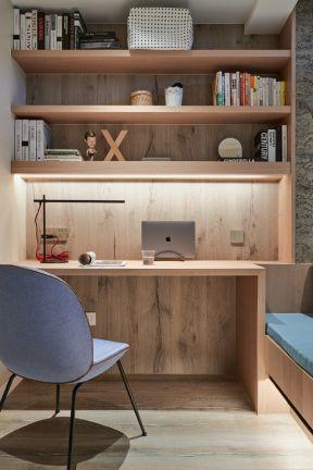 簡約書房裝飾 簡約書房設計效果圖