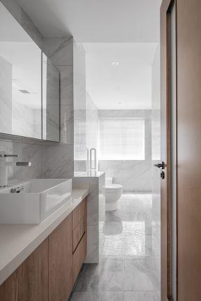 簡約衛生間裝修效果圖 簡約衛生間裝修設計 簡約衛生間設計圖