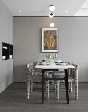 現代簡約餐廳裝修效果圖 簡約風格餐廳裝修效果圖