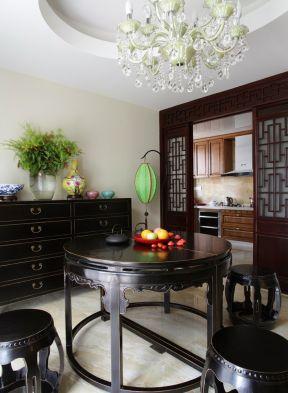 中式風格餐廳裝修 中式風格餐廳裝修效果圖 中式風格餐廳設計