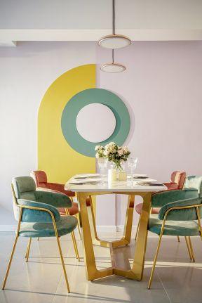 餐廳設計裝潢 餐廳顏色裝修效果圖 餐廳顏色圖片