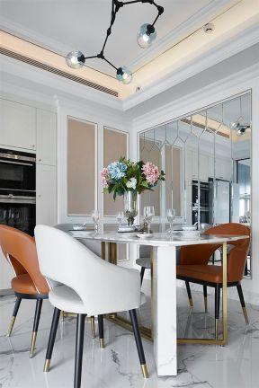 家庭餐廳背景墻裝飾 家庭餐廳裝修風格