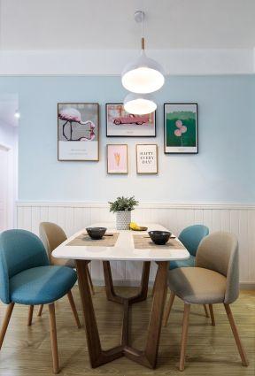 北歐風格餐廳設計 北歐風格餐廳裝修設計