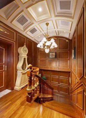 別墅裝修與設計 樓梯間吊頂圖片