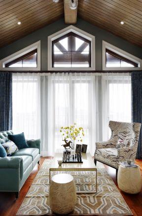 小別墅客廳設計 小別墅客廳裝修效果圖
