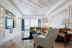 【东湖公馆】现代风格230平米平层装修案例