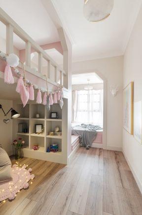 歐式兒童房裝修圖片 歐式兒童房裝修
