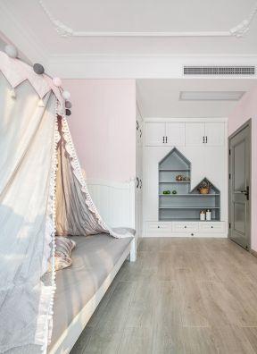 兒童房室內效果圖 兒童房壁柜 溫馨兒童房裝修效果圖