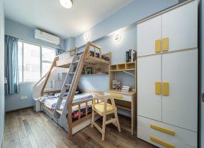 兒童房衣柜設計圖片 現代兒童房裝修設計圖 現代兒童房設計