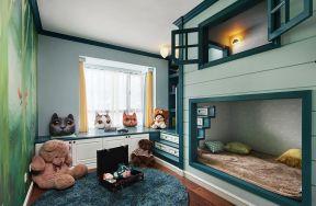 兒童房設計效果圖片 混搭風格兒童房裝修效果圖