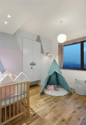 兒童房的裝修設計 溫馨兒童房裝修效果圖