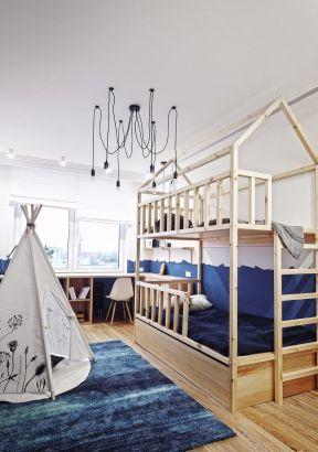 歐式兒童房裝修 歐式兒童房裝修效果圖大全圖片  歐式兒童房設計