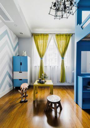 兒童房設計效果圖片 兒童房地板圖片