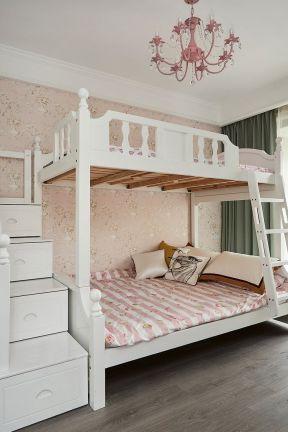 高低床裝修效果圖大全 歐式兒童房設計