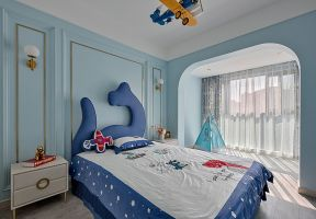 兒童房墻面漆顏色效果圖 兒童房墻面顏色效果圖