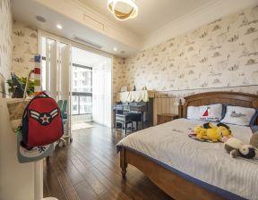 美式兒童房設計 美式風格兒童房裝修效果圖 美式風格兒童房裝修