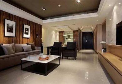 乐清装饰公司分享:新中式装修案例 95㎡新中式房子装修让你快速找到设计方案