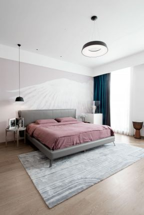 大戶型臥室裝修圖 大戶型臥室設計 簡約臥室裝飾效果圖