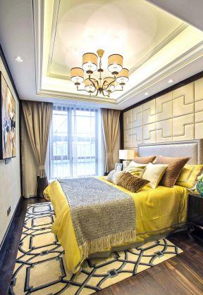 新古典臥室裝修風格 新古典臥室效果圖 新古典臥室裝修