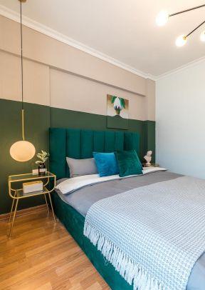 臥室床頭背景墻圖 臥室床頭背景墻設計