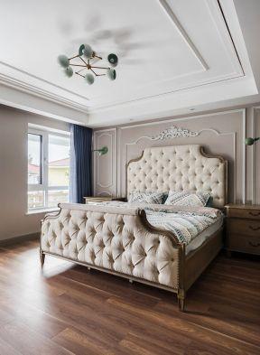 輕奢臥室效果圖 別墅臥室裝修圖片