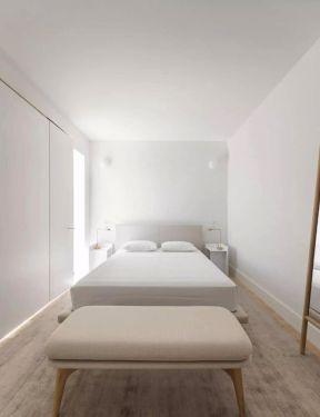 簡約臥室裝修 極簡臥室裝修效果圖