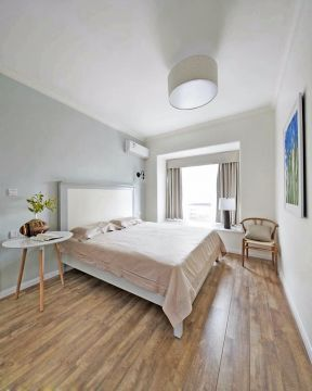 簡約美式臥室裝修 簡約美式臥室裝修效果圖