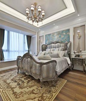新古典臥室裝修風格 新古典臥室效果圖