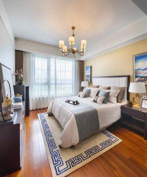 現代中式臥室裝修效果圖 現代中式臥室裝修圖