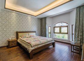 新中式臥室裝修設計圖 新中式別墅臥室設計