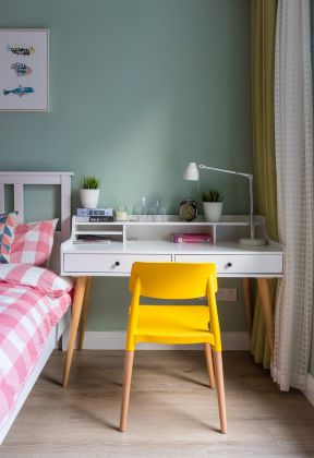 北歐臥室裝修 北歐臥室裝修風格 臥室梳妝臺裝修效果圖