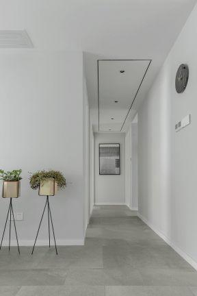 室內走廊裝修效果圖 走廊吊頂圖