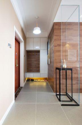 新房玄關設計圖 入戶玄關柜子設計