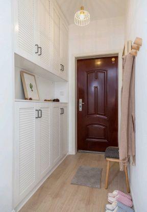 玄關柜設計 北歐玄關裝飾效果圖