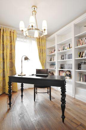 歐式書房裝飾效果圖 歐式書房裝修設計圖