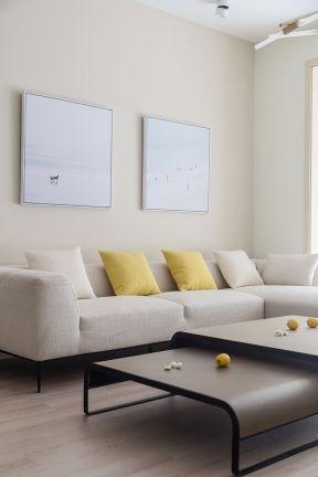 現代客廳裝修效果圖 現代風格客廳背景墻裝修