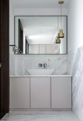 衛生間鏡子圖片 衛生間洗手臺設計