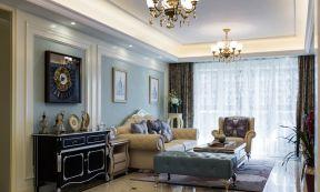 歐式風格客廳裝修效果圖大全 歐式風格客廳裝修圖片