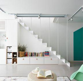 北歐新房裝修室內樓梯設計效果圖欣賞-每日推薦
